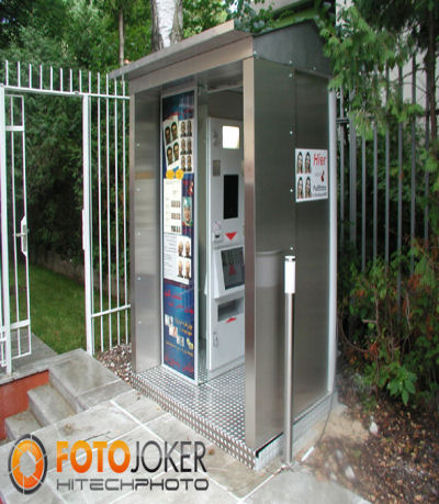 outdoor fotobooth